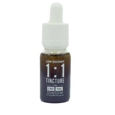 Green Island Naturals - 1 1 Low Solvent