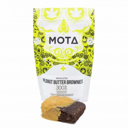 MOTA Peanut Butter Brownie