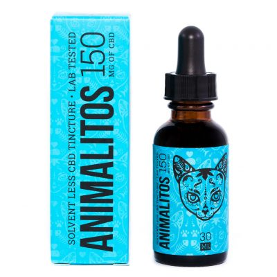 Animalitos - CBD Cat Tincture