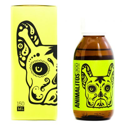 Animalitos - CBD Dog Tincture - 300MG