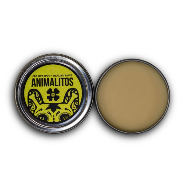 Animalitos - CBD Hot Spot Balm