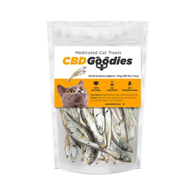 CBD Goodies - Cat Treats