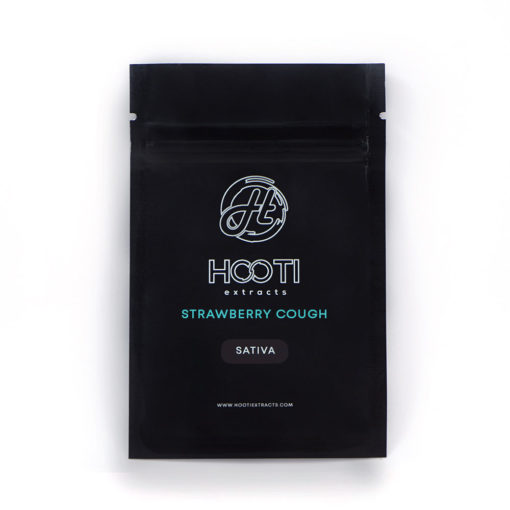 hooti extracts strawberry cough shatter