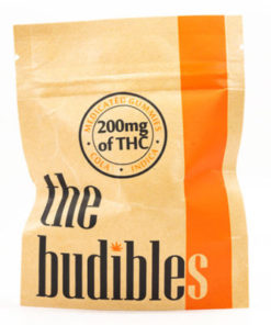 budibles medicated thc cola bottle candy