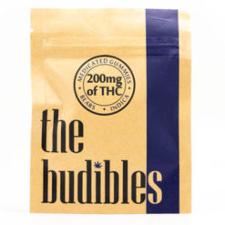 budibles medicated thc gummy bearscandy